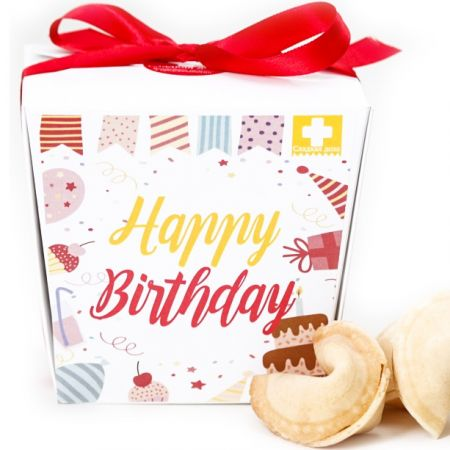 Product Cookies: Happy Birthday