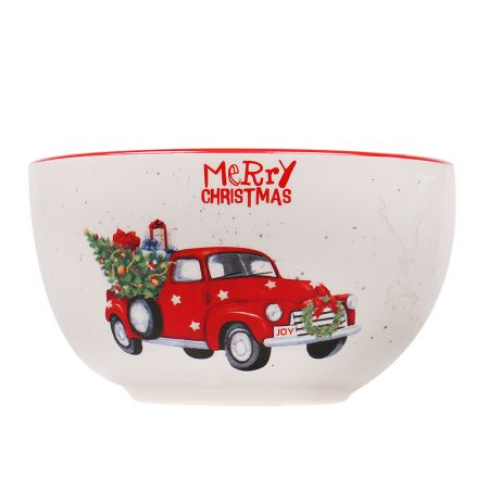 Product Bowl Merry Christmas