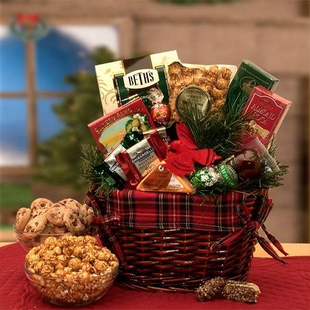 Product Christmas Gift Basket
