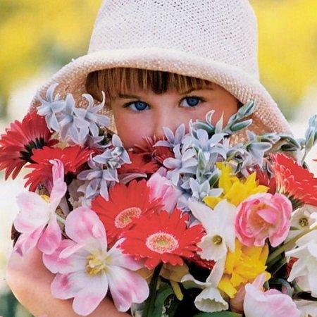 Bouquet For children