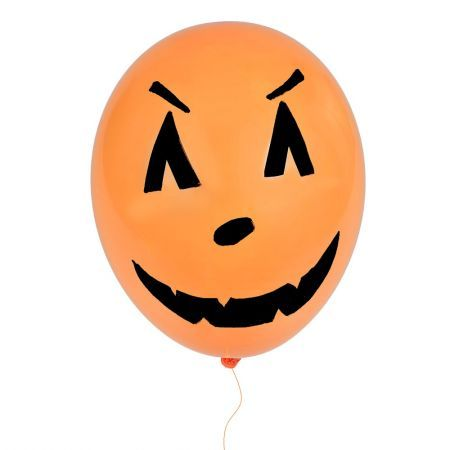 A balloon on Halloween as a gift! Delivery to any city.