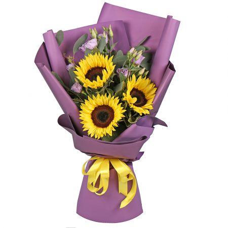 Bouquet Sunflowers