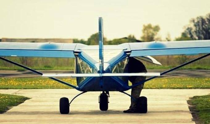 Product Airplane flight