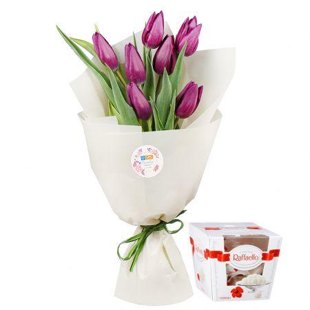 Bouquet Pleasant greeting