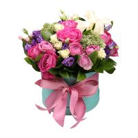 Bouquet «Розовый фламинго»