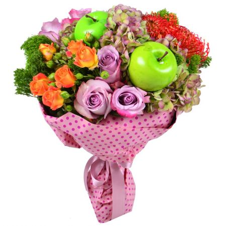 Bouquet With apples