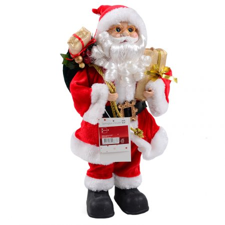 Order toy Santa clous in internet-shop with delivery