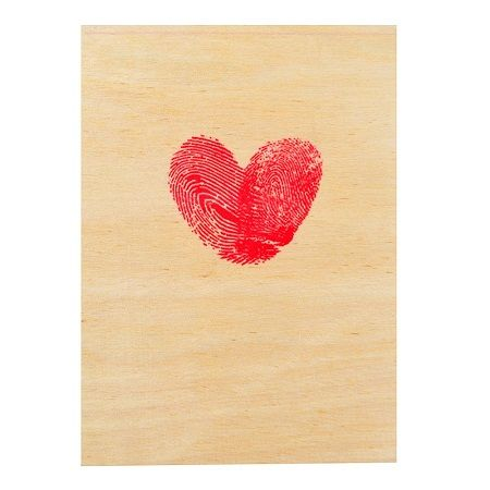 Product Wooden card \
