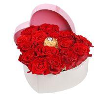 Heart of roses El Toro