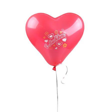 Product Шарик красный «С любовью»