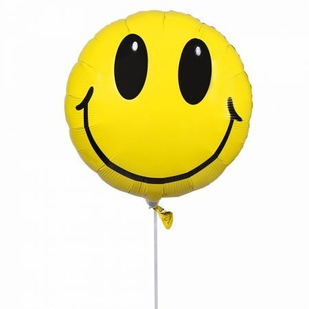 """Product Foil Balloon \""""Smile\"""" for a present"""