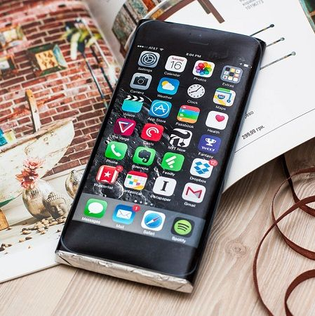 Order a chocolate bar ''iPhone'' from the online store
