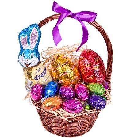 Product Chocolate basket