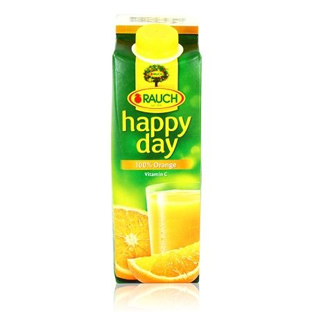 Special offer - 1L of juice as a gift