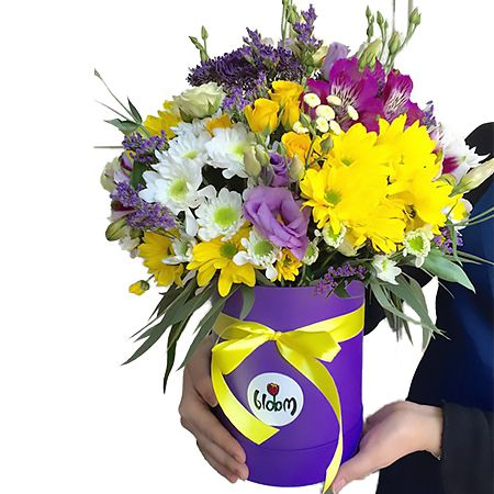 Bouquet Sunny box