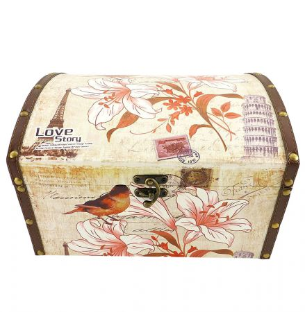 Order a beautiful chest, ''The History of Love'' with delivery to any city in Ukraine and worldw