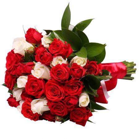 Bouquet Precious ruby