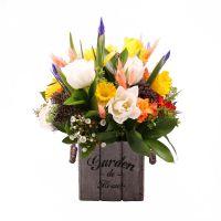 Bouquet Warm Present