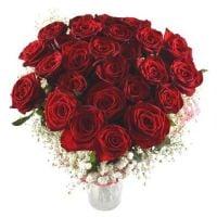 Bouquet Red solemn