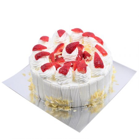Delivery of cake with strawberry in Kiev