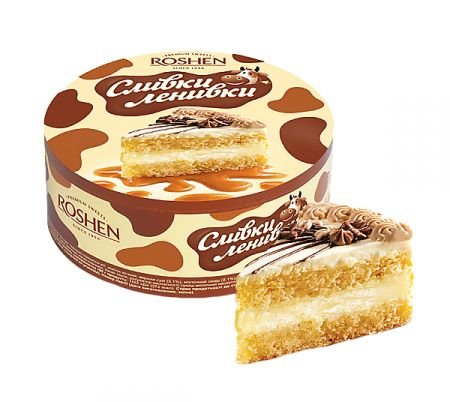 Product Cake Slivki-Lenivki