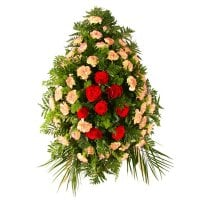 Bouquet Funeral arrangement 31