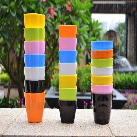 Product Flower pots, planters, decor