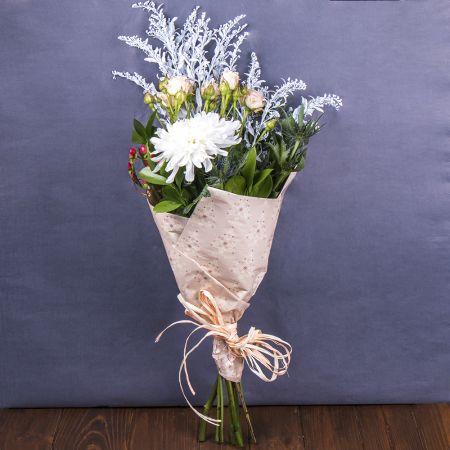 Bouquet Snow White\'s Decoration