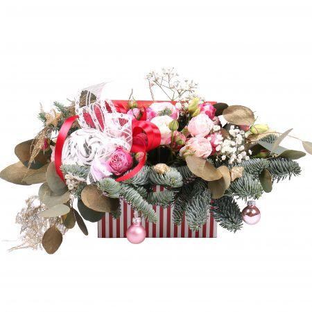 Bouquet В предвкушении праздника