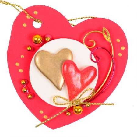 Product Small Valentine\'s card #1