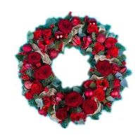 Bouquet Wreath 1