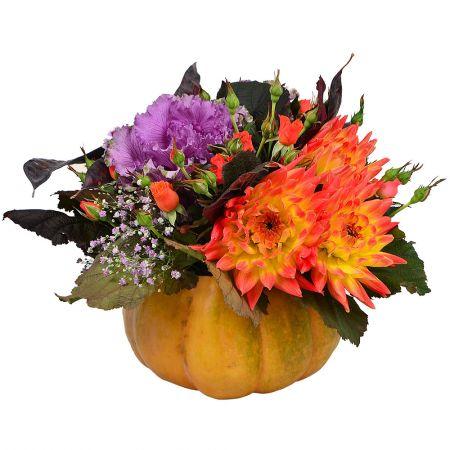 Bouquet Happy Halloween