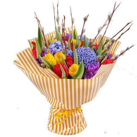 Bouquet Spring rhapsody
