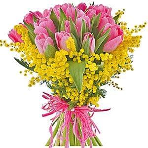 Bouquet Spring wonder
