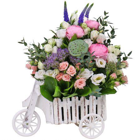 Bouquet Spring picnic