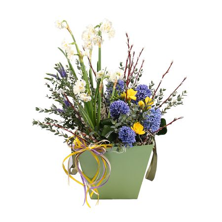 Bouquet Spring box