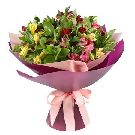 Order the fabulous bouquet to any city | UFL