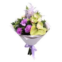 Bouquet Spring freshness