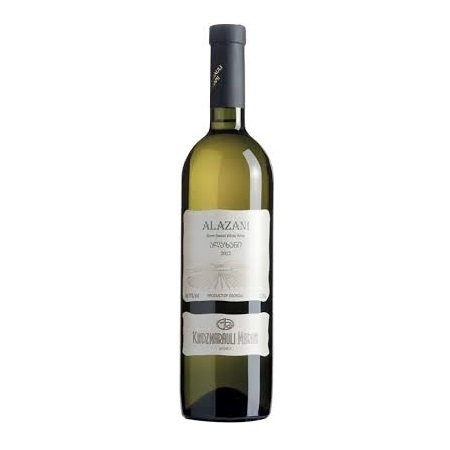 Product Wine Alazani Valley white, 0.75 L