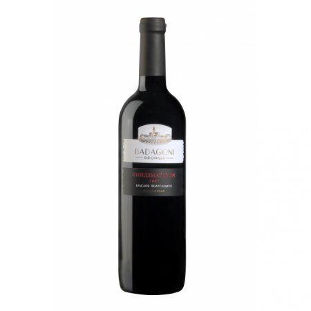 Product Wine Kindzmarauli red, 0.75 L