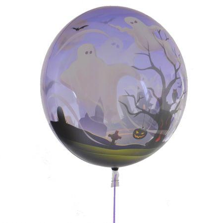 Product Balloon Halloween 3D
