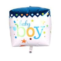 Balloon «Baby boy»