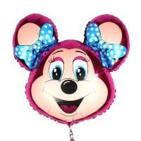 Balloon «Minnie Mouse»