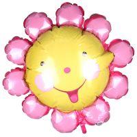 Воздушный шарик «Цветочек»