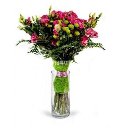 Bouquet berry cocktail