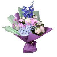 Bouquet Vivid impressions