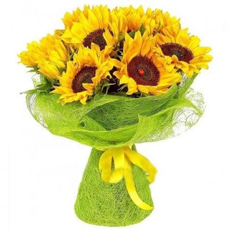 Bouquet Golden Sun
