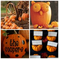 7 Pumpkin Decorating Ideas