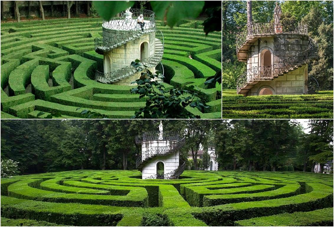 Minerva maze