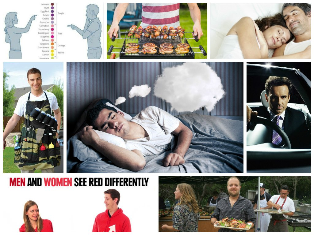 Different facts about men
